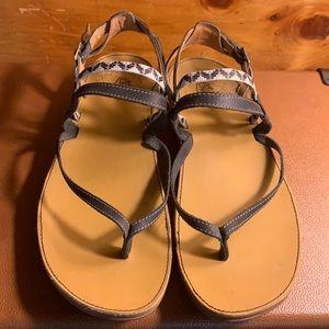 Like new Chaco Loveland sandals.  Women's size 9.
